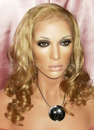 Gia Blonde Lace Wig