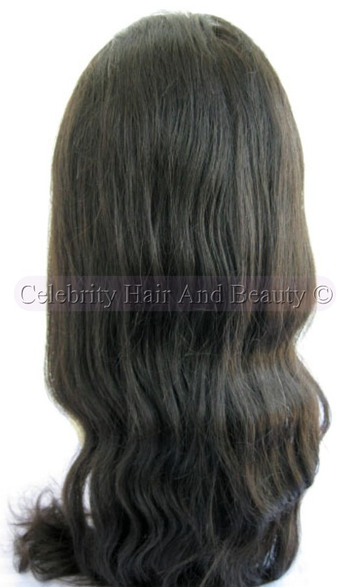 Natural Straight Brazilian Lace Wig