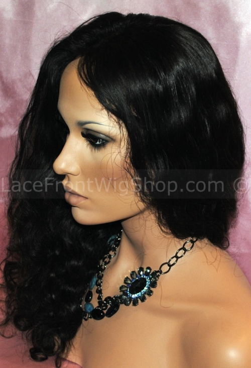 Curly Brazilian Lace Wig