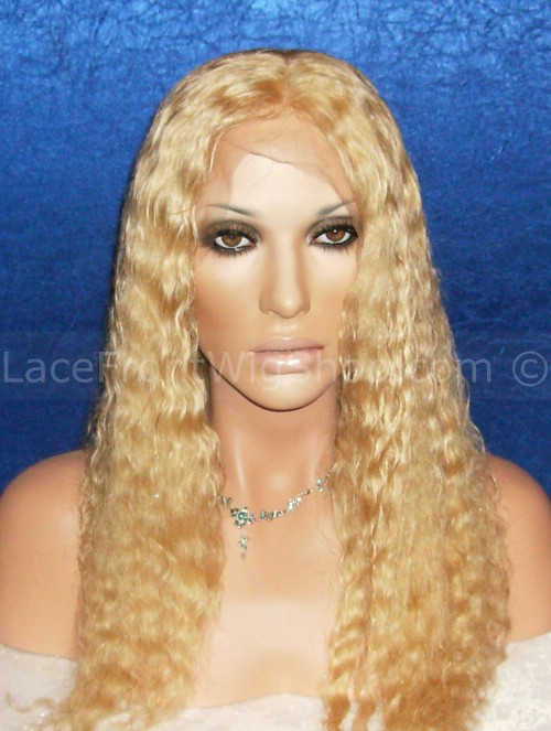 Haley Blonde Lace Wig