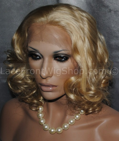 Holly Blonde Lace Wig