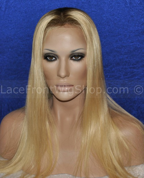 Mercedes Blonde Lace Wig